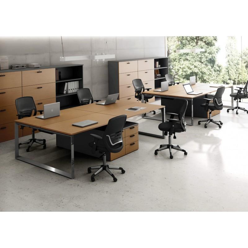 Muebles oficina la plata for Conjunto muebles oficina